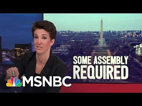 Resistance To Donald Trump Grows With Local Roots | Rachel Maddow | MSNBC