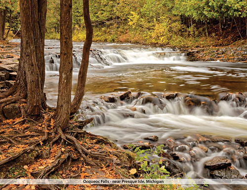 Ocqueoc Falls - 2493-15