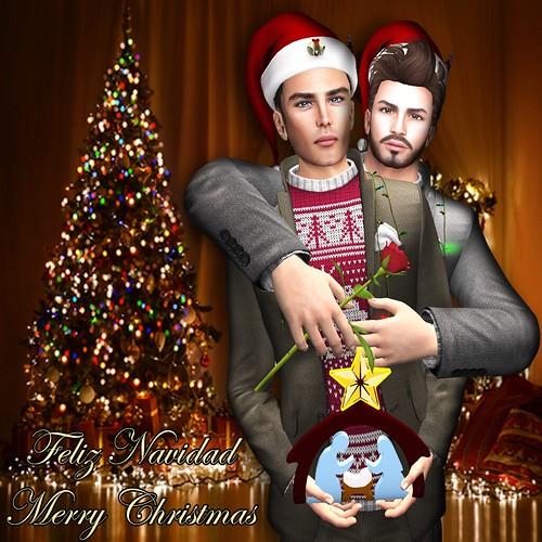 Feliz Navidad/Merry Christmas Familia Braveheart