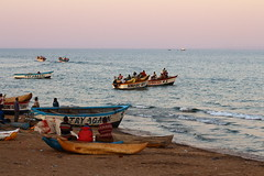 Lake Malawi fishermen