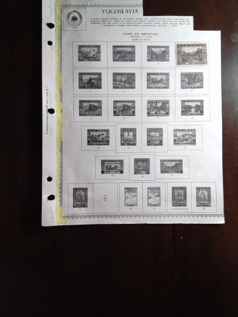 Lot of Yugoslavia Stamps by StampPhenom.com