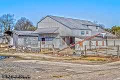 Peoples Gin Company | Main Street | Crawfordsville, Arkansas