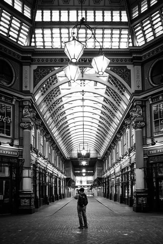 London in Mono #17