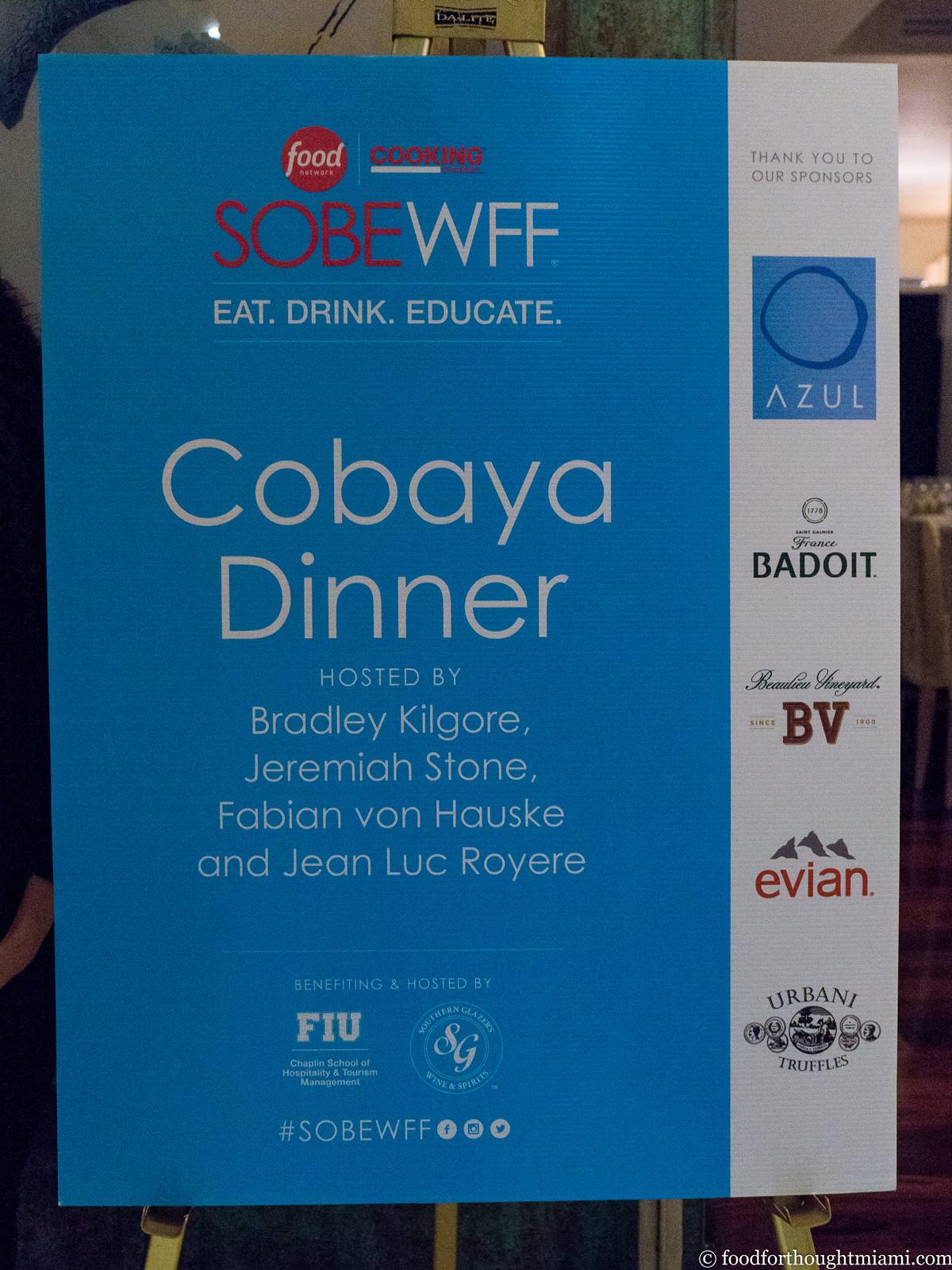 cobaya sobewff 2017 with chefs brad kilgore, jeremiah stone