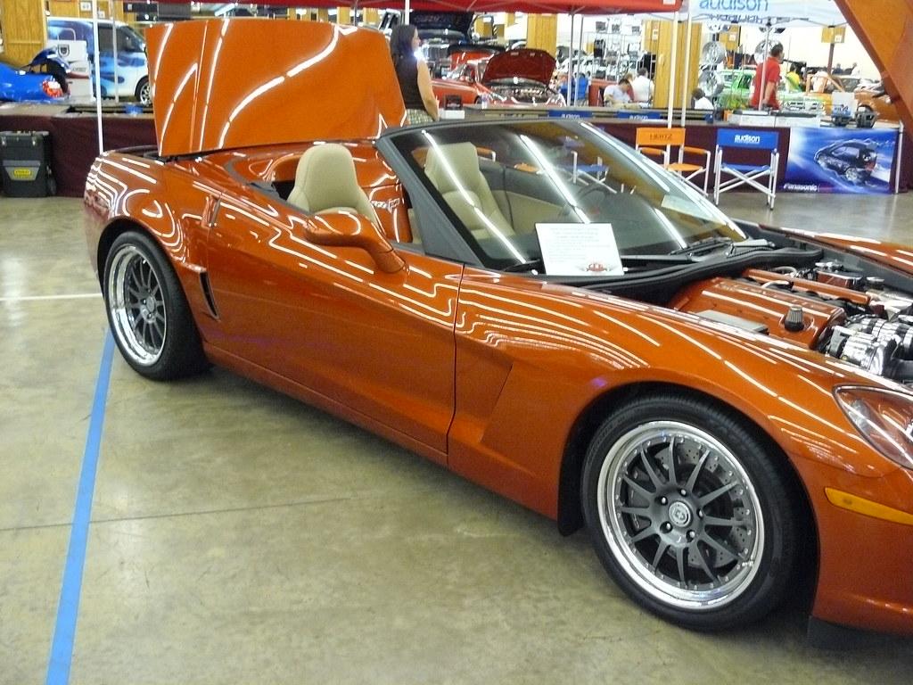 2005 Chevrolet Corvette Convertible - Z06 Mod