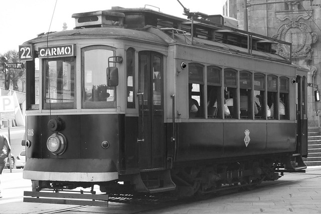 Cable Car Oporto Portugal BN 2015