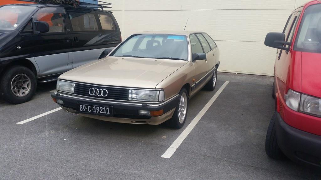 Audi 1989 Quattro The Audi Car