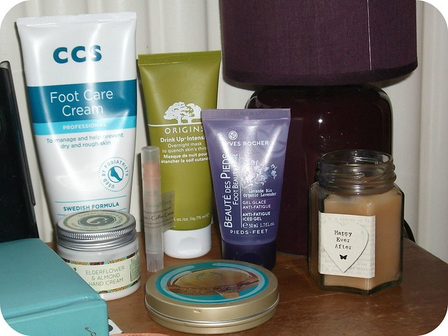 Bedside Beauty Products