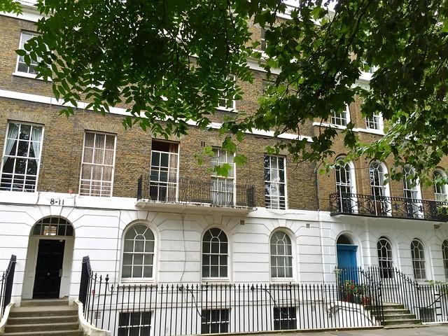 Clerkenwell: Wilmington Square