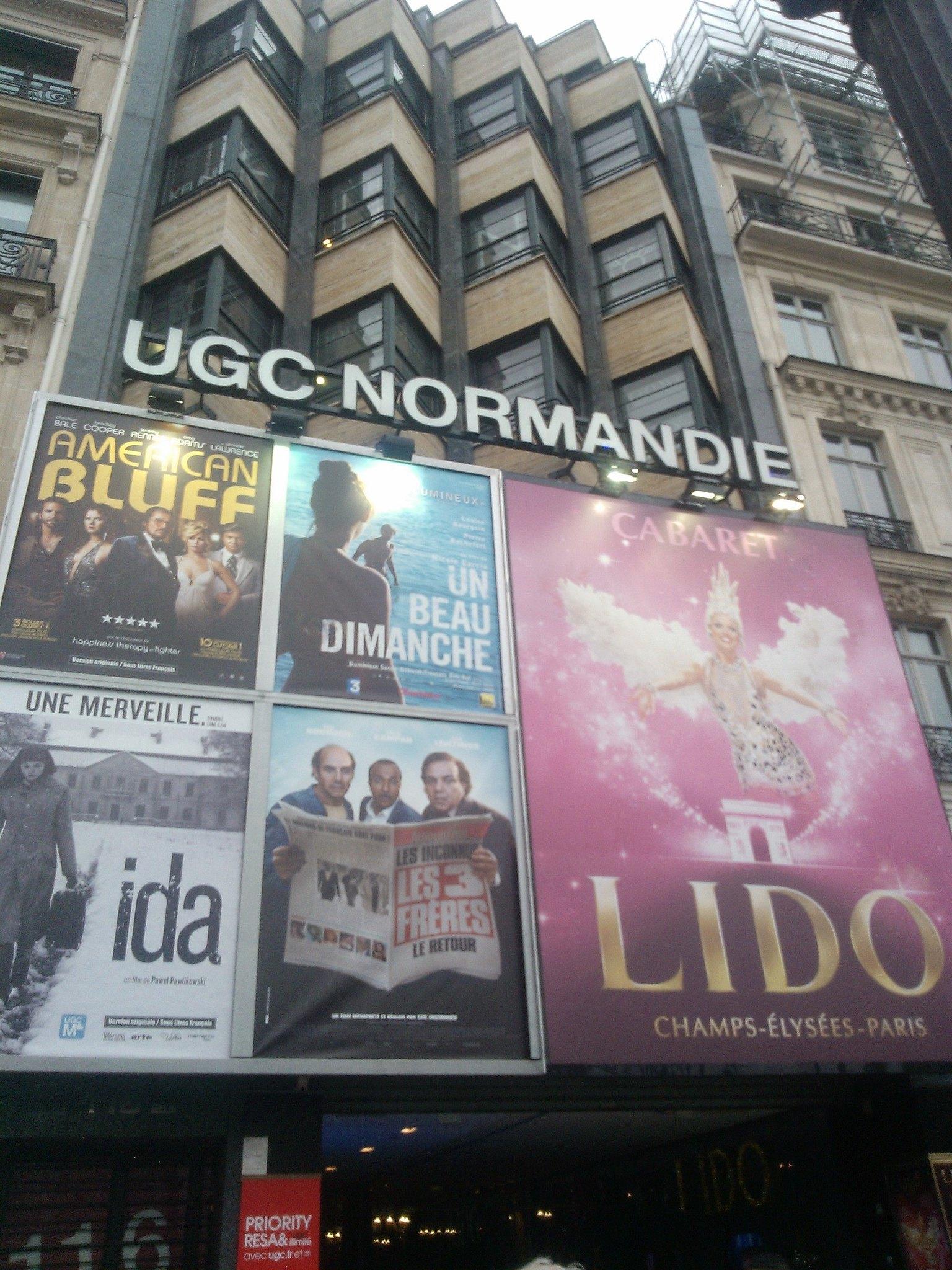 Lido - Champs Élysées