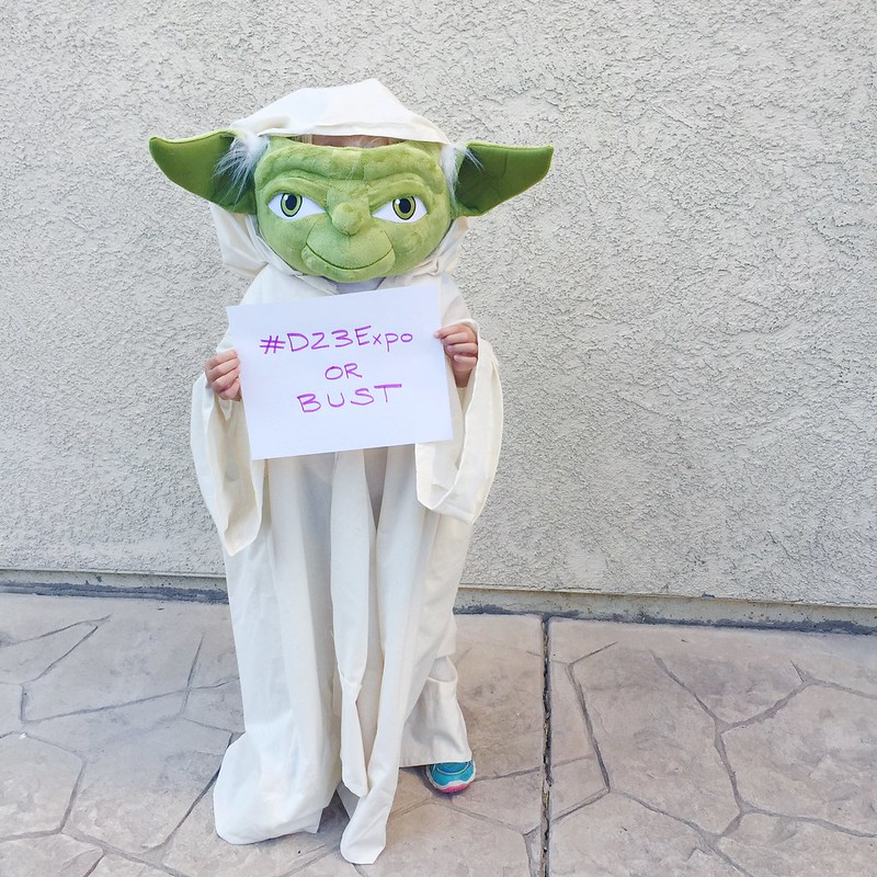 our own Master Yoda
