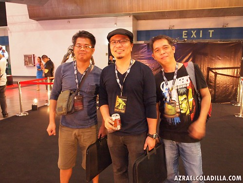 AsiaPop Comicon Manila 2015 - preview day