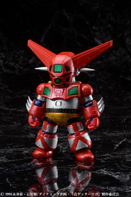 AA合金 『真蓋特機器人 世界最後之日』蓋特1號 【金屬塗裝配色版本】