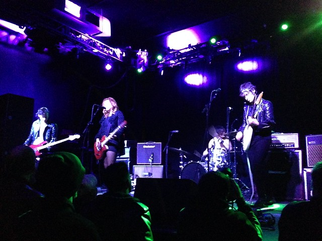 Swervedriver and Gateway Drugs, The Sinclair, 3/28/15