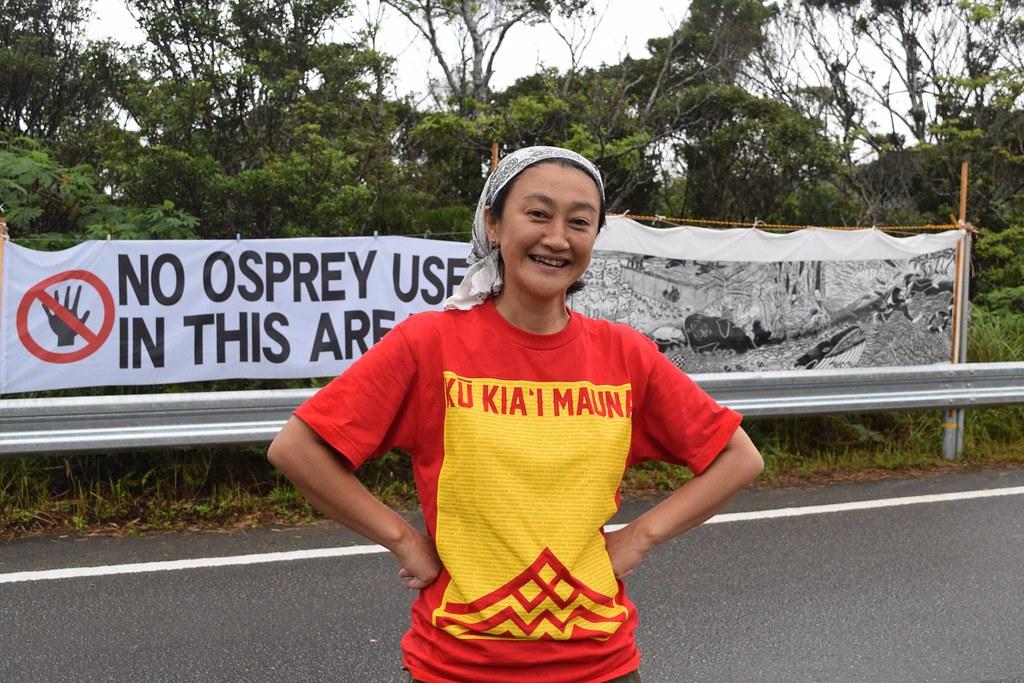 Takae MK solidarity