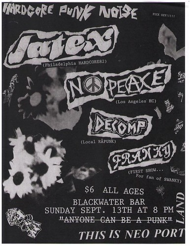 9/13/15 Latex/NoPeace/Decomp/Franky