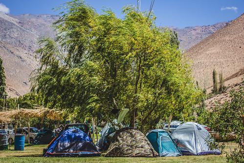 Rancho Rodríguez, Valle del Elqui.