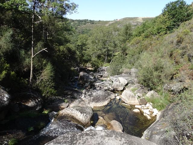 Rego Porto dos Bois en Cavadosa en Cerdedo