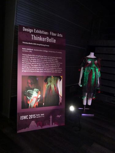 ThinkerBelle EEG Amplifying Dress