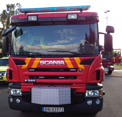 Scania P 380 fire truck - Spydeberg & Hobøl brann