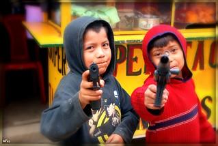 Enfant des rues - Nebaj (Guatemala)
