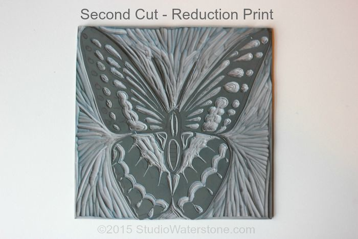 52 Weeks of Print: 33/52 second cut