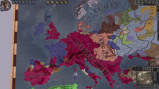 Crusader Kings ironman 4