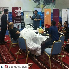 Learn how we did it last time to avoid our mistakes and nail it this time! @utracktv  ~~~ #Repost @startupwkndbh with @repostapp ・・・ Mr Zulfe Ali mentoring motor sport team #swbahrain #gsb2012 #swbahrain2015