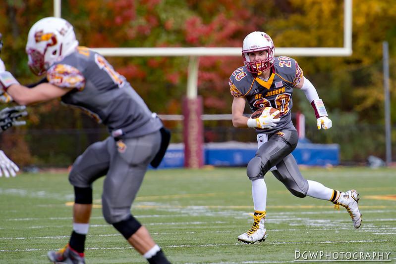 St. Joseph High School vs. Fairfield Warde - High School Football
