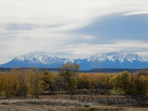 Spanish Peaks vanaf I25