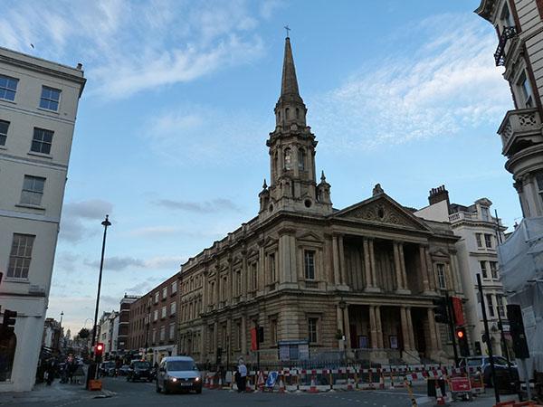 street methodist church