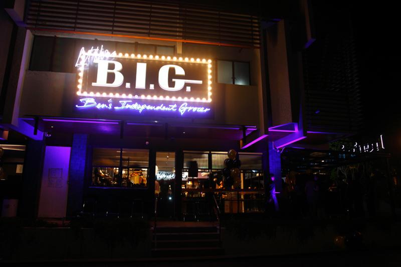 BIG B.I.G. -Plaza-Batai