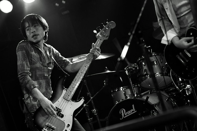 THE NICE live at Outbreak, Tokyo, 12 Nov 2015. 195