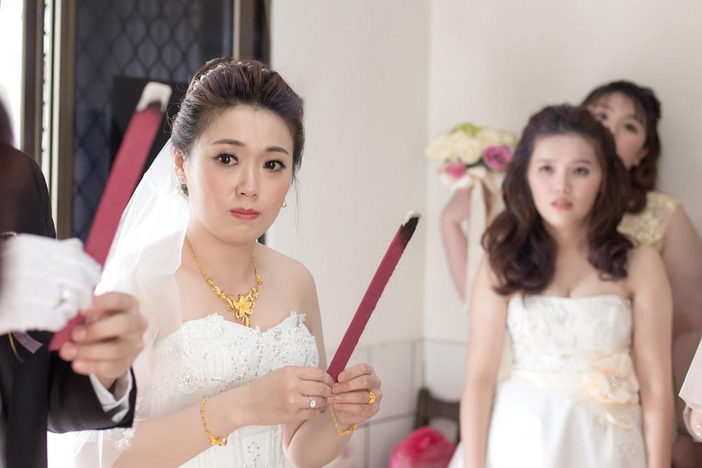 台南婚攝-迎娶午宴 X 情定城堡 (52)