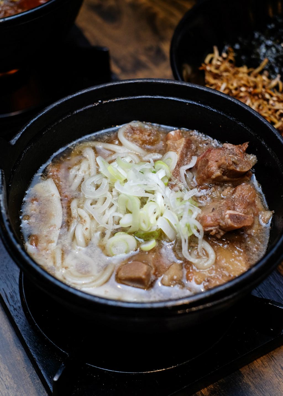 Masizzim pork rib stew