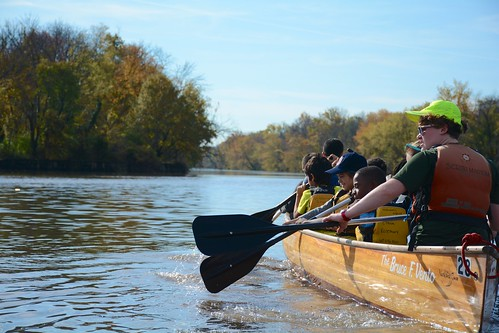 2015 E.L. Haines Canoeing - MD