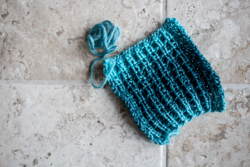 Yarn of the Month Club, September 2015
