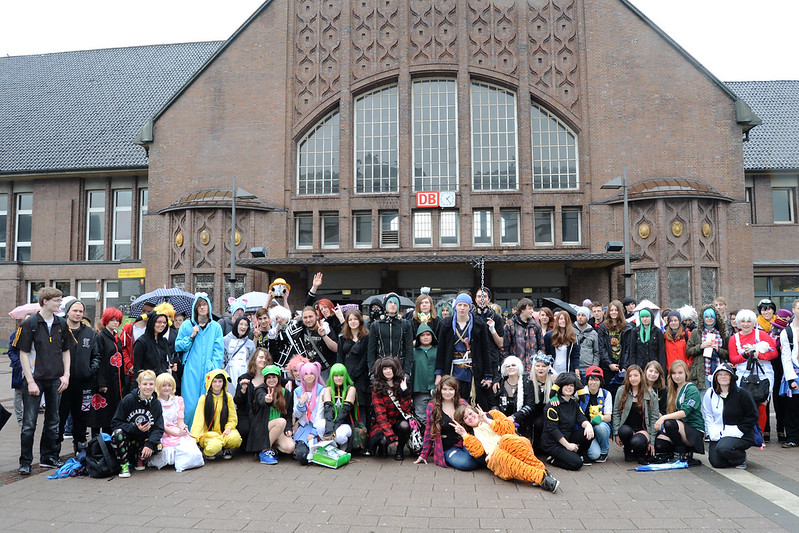 Cosplay Treffen in Oldenburg