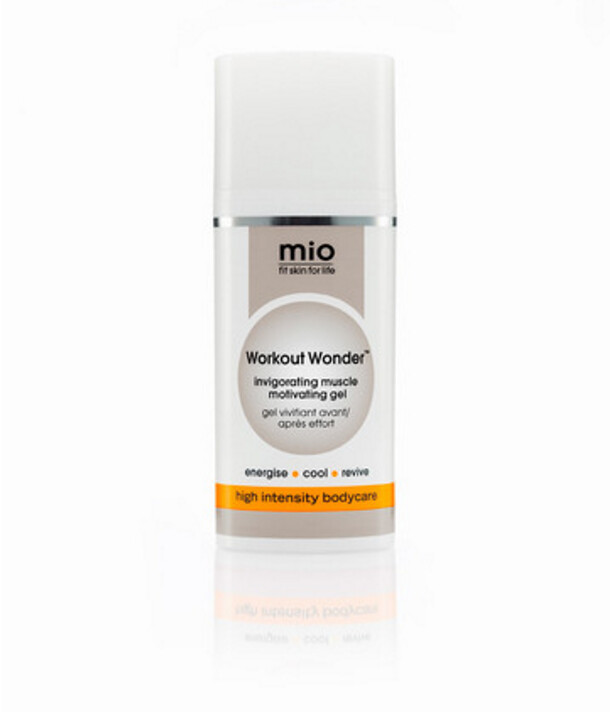 Credo Beauty Mio Workout Wonder Invigorating Muscle Gel