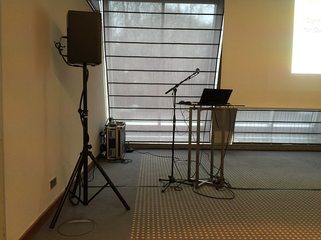 Speakers' technology