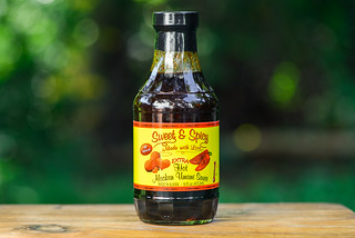 Sauced: Extra Hot Alaskan Umami Sauce