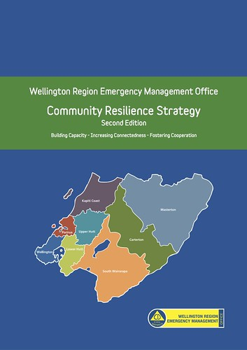 WREMO Community Resilience Strategy 2nd edition