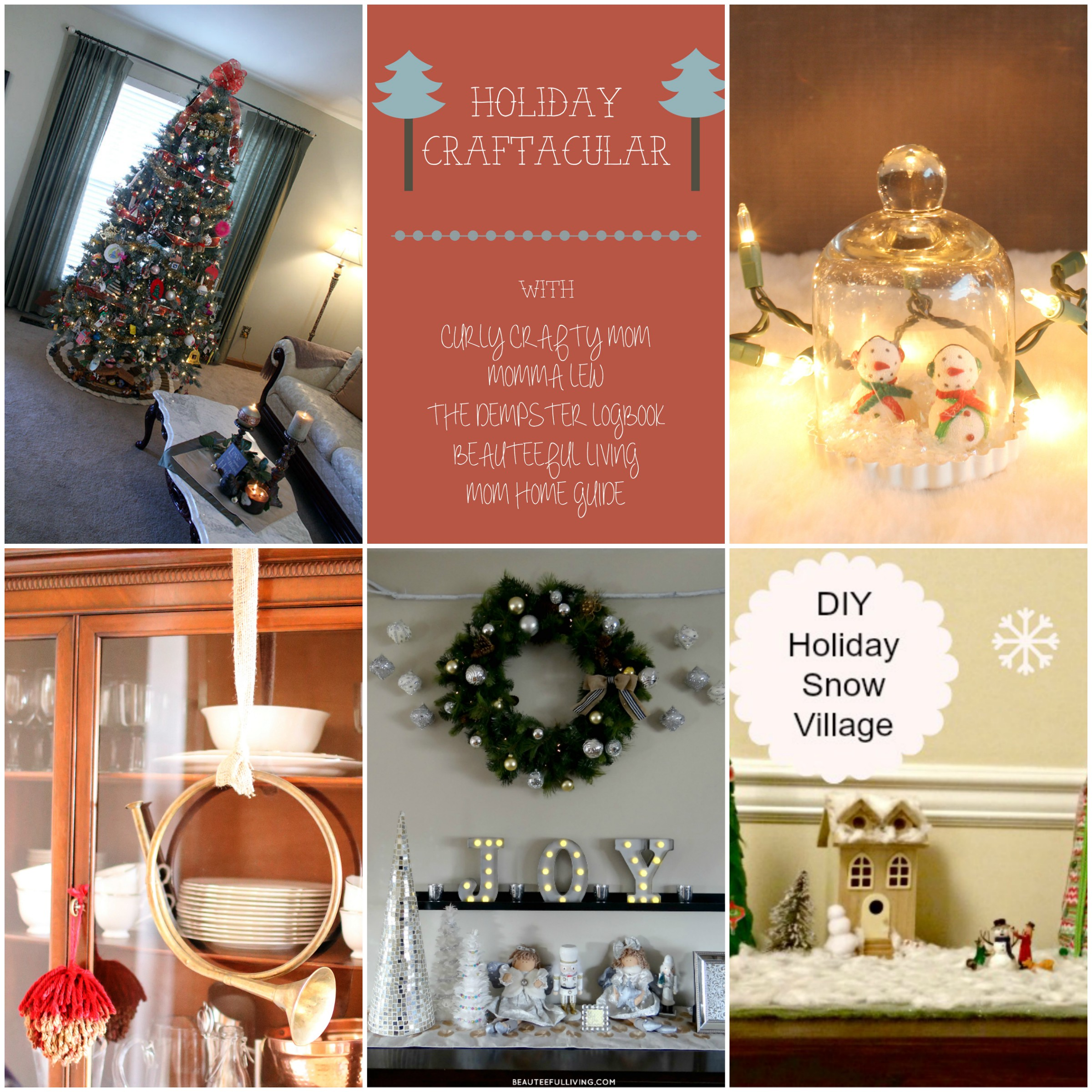 Holiday Craftacular Christmas