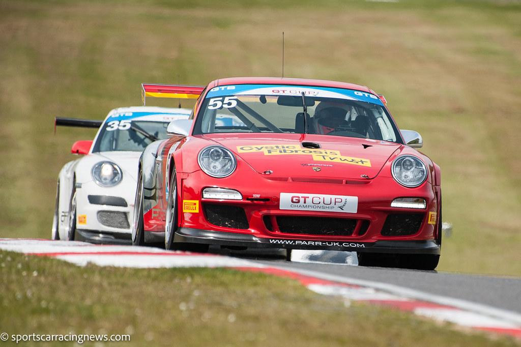 Attractive Parr Motorsport Porsche 911 GT3 Cup GT Cup Brands Hatch 2016 Sportscar  Racing News