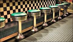 Bar stools 66 diner Albuquerque