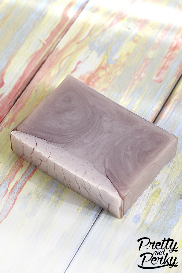 Lilac and Lavender Soap
