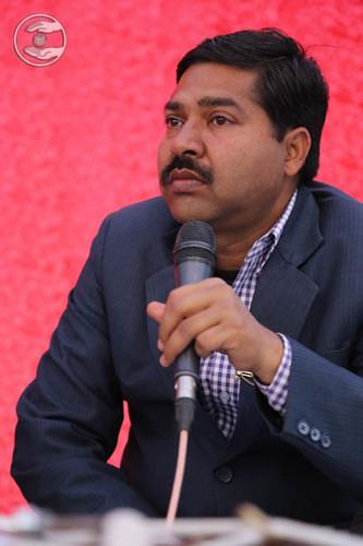 Poem by Dr. Jatinder Kumar from Haryana