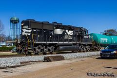 NS 5836 | EMD GP38-3 | NS Memphis District