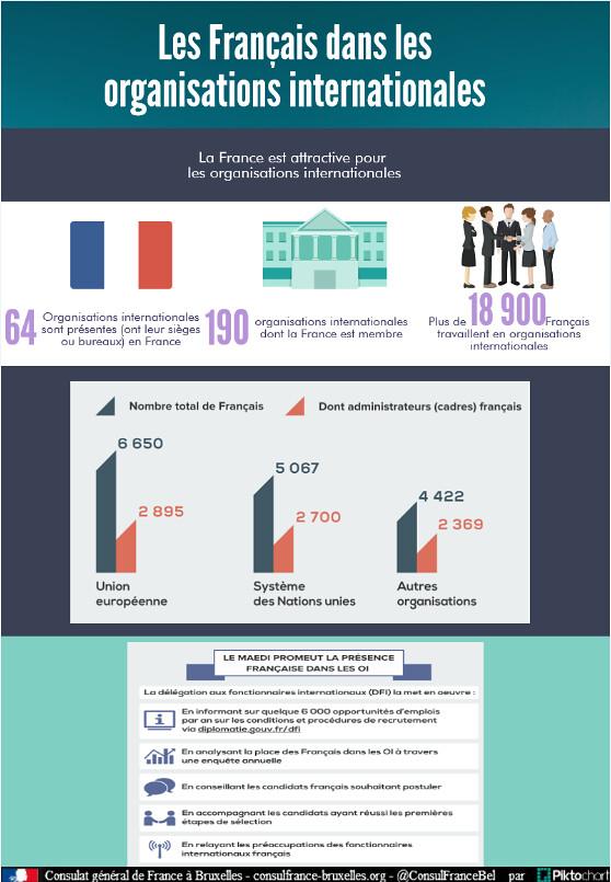 Thumbnail for Les Français dans les organisations internationales
