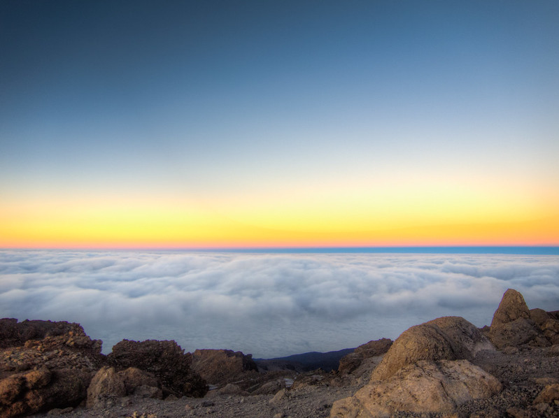 Endless Sea of Clouds